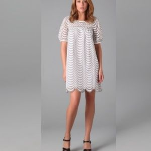 Marc by Marc Jacobs Edith Broderie Eyelet Dress